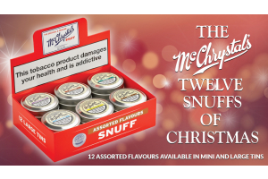 The Twelve Snuffs of Christmas