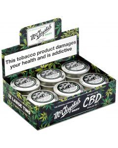 CBD Box - Large Tins