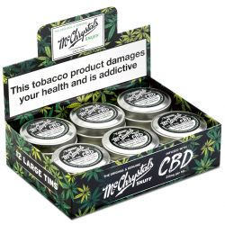 CBD Box - Large Tins