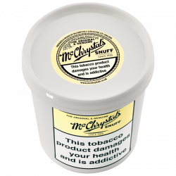 McChrystal's Snuff Original & Genuine tub