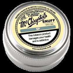 McChristal's SP Snuff Mini Tin