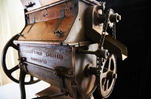 McChrystal's Museum equipment